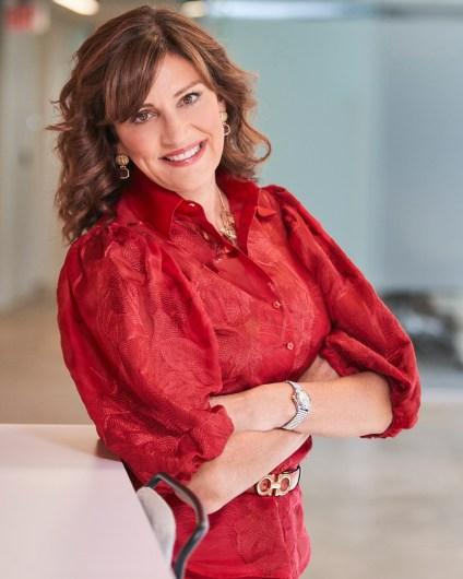 Headshot of Pamela Parizek