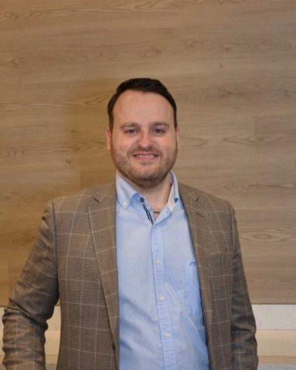 Headshot of Phil Hubert