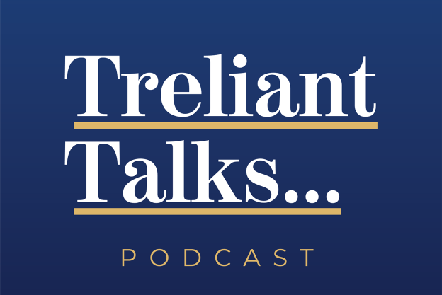 The Treliant Talks...Podcast cover