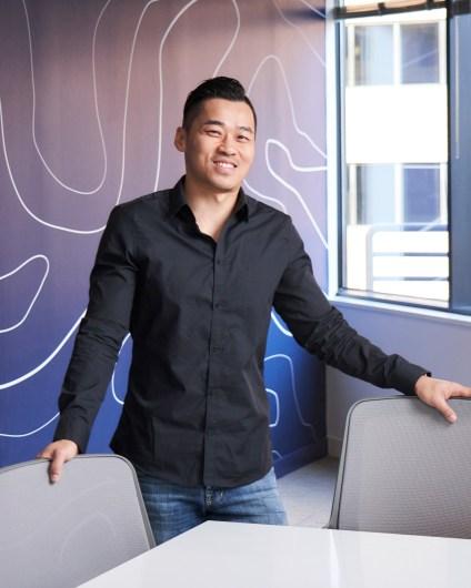 Headshot of Phu Nguyen