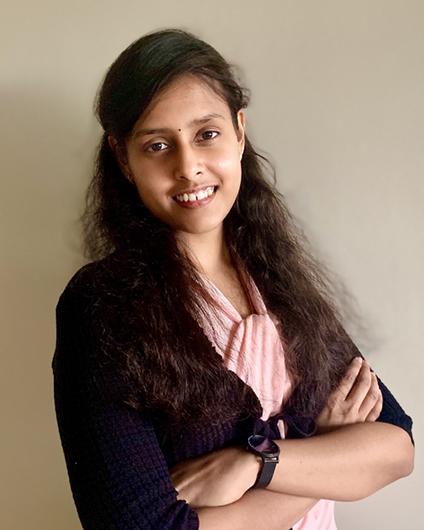 Headshot of Uthrah Jeyakumar