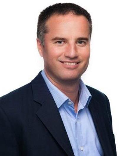 Headshot of Phil Marsden
