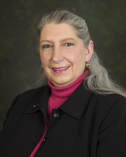 Headshot of Patricia Ryan